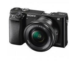 Цифровий фотоапарат SONY Alpha 6000 kit 16-50mm Black (ILCE6000LB.CEC)