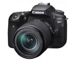 Цифровий фотоапарат Canon EOS 90D 18-135 IS nano USM (3616C029)