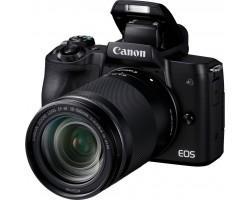 Цифровий фотоапарат Canon EOS M50 18-150 IS STM Kit Black (2680C056)