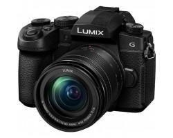 Цифровий фотоапарат PANASONIC DC-G90 Kit 12-60mm Black (DC-G90MEE-K)