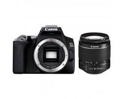 Цифровий фотоапарат Canon EOS 250D 18-55 DC III Black kit (3454C009)