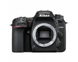 Цифровий фотоапарат Nikon D7500 body (VBA510AE)
