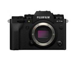 Цифровий фотоапарат Fujifilm X-T4 Body Black (16650467)