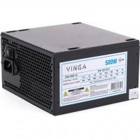 Блок живлення Vinga 500W (PSU-500-12)