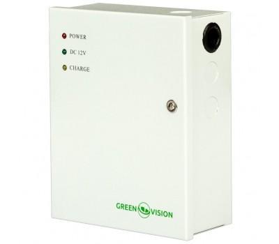 Блок питания GreenVision GV-001-UPS-A-1201-3A (5456)