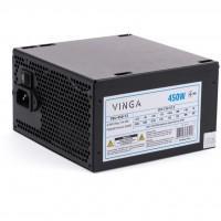 Блок живлення Vinga 450W (PSU-450-12)
