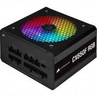 Блок живлення CORSAIR 650W CX650F RGB (CP-9020217-EU)