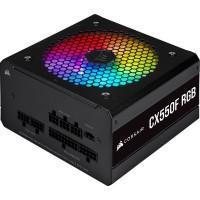 Блок живлення CORSAIR CX550F RGB 550W (CP-9020216-EU)