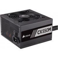 Блок живлення CORSAIR 550W CX550M (CP-9020102-EU)