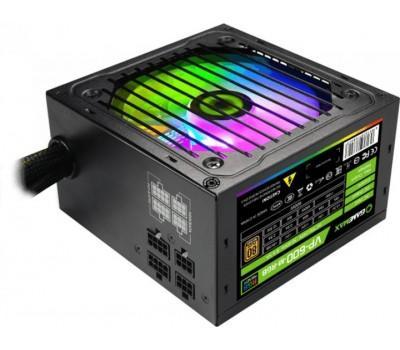 Блок живлення GAMEMAX 600W (VP-600-M-RGB)