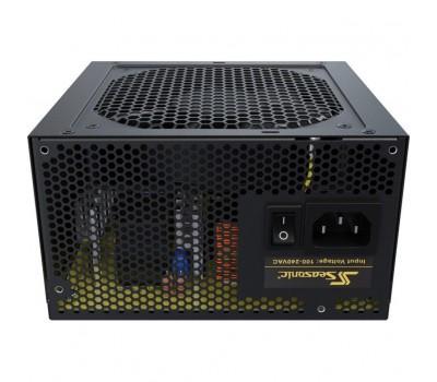 Блок живлення Seasonic 650W CORE GC-650 GOLD (SSR-650LC)