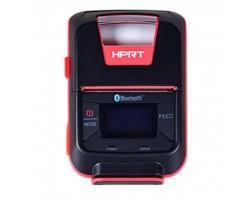 Принтер чеків HPRT HM-E200 мобільний, Bluetooth, USB, червоний+чорний (14657)