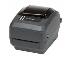 Принтер етикеток Zebra GK420t USB, Serial, Ethernet (GK42-102220-000)
