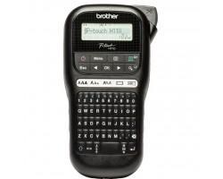 Принтер етикеток Brother PT-H110 з додатковими витратними матеріалами (PTH110R1BUND)