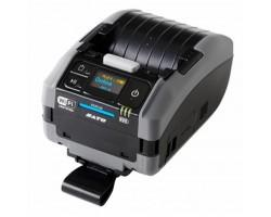Принтер етикеток SATO PW208NX портативний, USB, Bluetooth, WLAN, Dispenser (WWPW2308G)