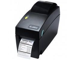 Принтер етикеток Godex DT2US (USB+Serial) (14924)