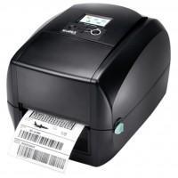 Принтер етикеток Godex RT730iW 300dpi USB, RS232, WiFi (16128)