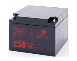 Батарея до ДБЖ CSB 12В 26 Ач (GP12260)