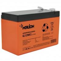 Батарея до ДБЖ Merlion 12V-9Ah GEL (GL1290F2 GEL)