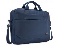"Сумка для ноутбука CASE LOGIC Advantage Attache 14"" ADVA-114 (Dark Blue) (3203987)"