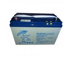 Батарея до ДБЖ Ritar GEL RITAR DG12-100, 12V-100Ah (DG12-100)