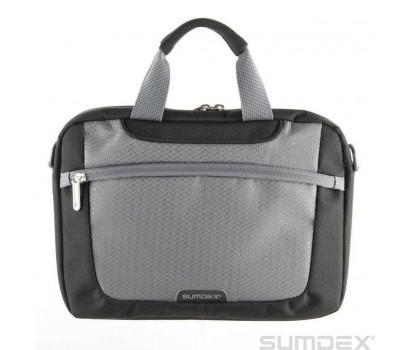 """Сумка для ноутбука 10"""" SUMDEX (PON-308BK)"""