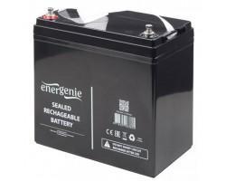 Батарея до ДБЖ EnerGenie 12В 55 Ач (BAT-12V55AH)