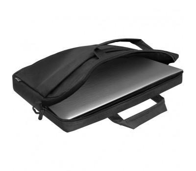 """Сумка для ноутбука Defender 17"""" Monte black (26065)"""