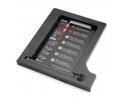 "Фрейм-перехідник Maiwo 2,5"" HDD/SSD SATA3 9.5 mm (NSTOR-9-P)"
