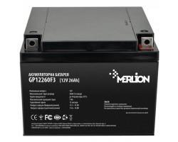 Батарея до ДБЖ Merlion 12V-26Ah (GP12260М5)