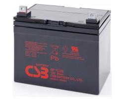 Батарея до ДБЖ CSB 12В 34 Ач (GP12340)