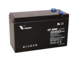 Батарея до ДБЖ Vision CP 12V 9Ah (CP1290)
