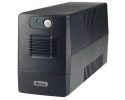 Пристрій безперебійного живлення Mustek PowerMust 600 EG Line Int. (600-LED-LIG-T10)