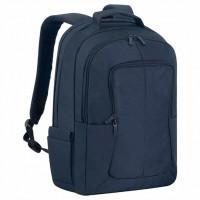 "Рюкзак для ноутбука RivaCase 17"" Dark blue (8460 (Dark blue))"
