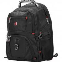 Рюкзак для ноутбука Continent Black (BP-301BK)