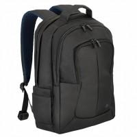 "Рюкзак для ноутбука RivaCase 17"" Black (8460 (Black))"