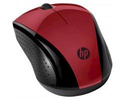 Мишка HP 220 Red (7KX10AA)