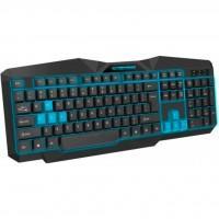 Клавіатура Esperanza EGK201 Blue USB LED (EGK201BUA)