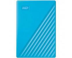 """Зовнішній жорсткий диск 2.5"""" 4TB WD (WDBPKJ0040BBL-WESN)"""