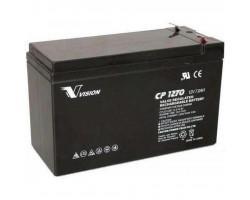 Батарея до ДБЖ Vision CP 12V 7Ah (CP1270A)