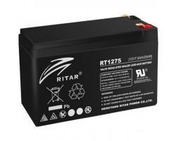 Батарея до ДБЖ Ritar AGM RT1275B, 12V-7.5Ah (RT1275B)