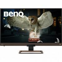 Монітор BENQ EW3280U Metallic Brown-Black (9H.LJ2LA.TBE)