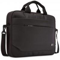 "Сумка для ноутбука CASE LOGIC Advantage Attache 14"" ADVA-114 (Black) (3203986)"