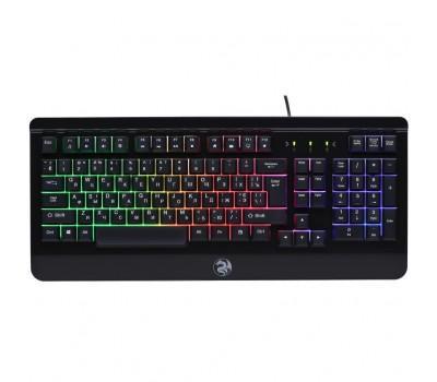 Клавіатура 2E KG320 LED USB Black Ukr (2E-KG320UB)