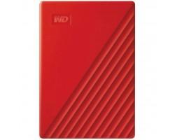 """Зовнішній жорсткий диск 2.5"""" 4TB WD (WDBPKJ0040BRD-WESN)"""