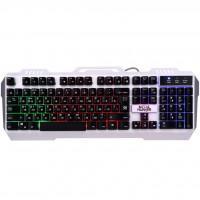 Клавіатура Defender Metal Hunter GK-140L RU RGB (45140)