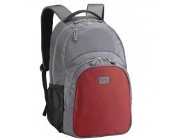 Рюкзак для ноутбука SUMDEX 15.6'' Grey-Red (PON-336PR)
