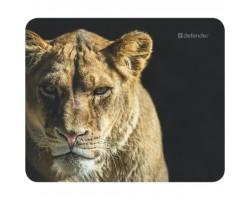 Килимок для мишки Defender Wild Animals (50803)
