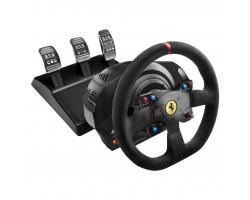 Кермо ThrustMaster PC/PS4®/PS3® T300 Ferrari Integral RW Alcantara edition (4160652)