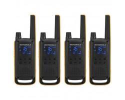 Портативна рація Motorola TALKABOUT T82 Extreme Quad Yellow Black (5031753007218)